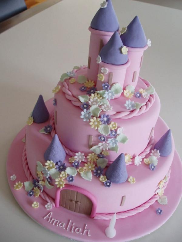 Mädchen Geburtstagstorte  Rezept backofen Geburtstagstorte für mädchen