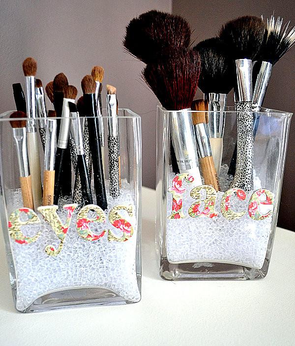 Make Up Organizer Diy  20 Marvelous Makeup Storage Ideas