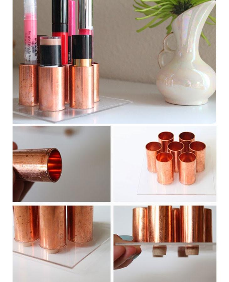 Make Up Organizer Diy  Best DIY Makeup Storage Ideas