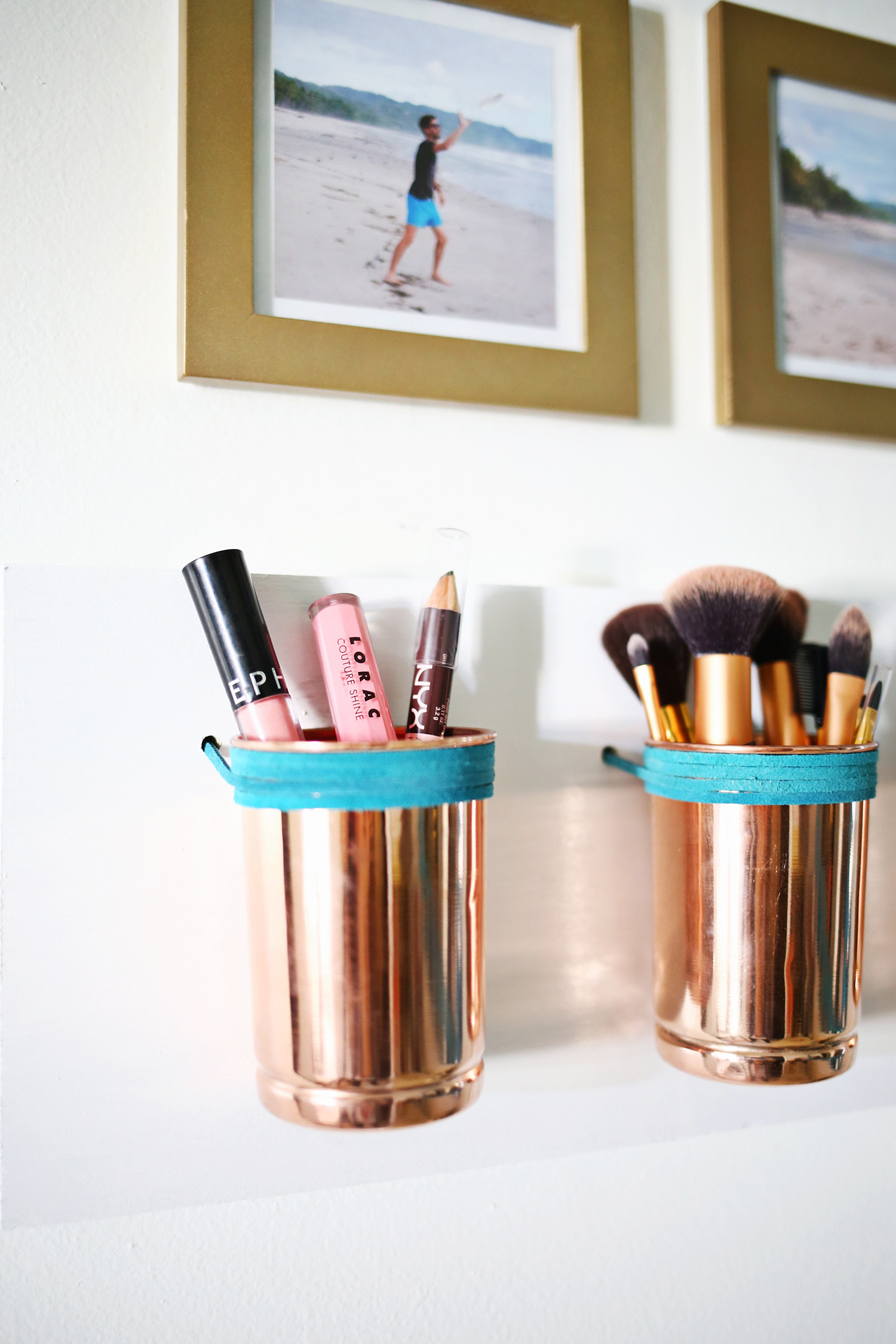 Make Up Organizer Diy  These 22 DIY Makeup Storage Ideas Will Have Your Vanity