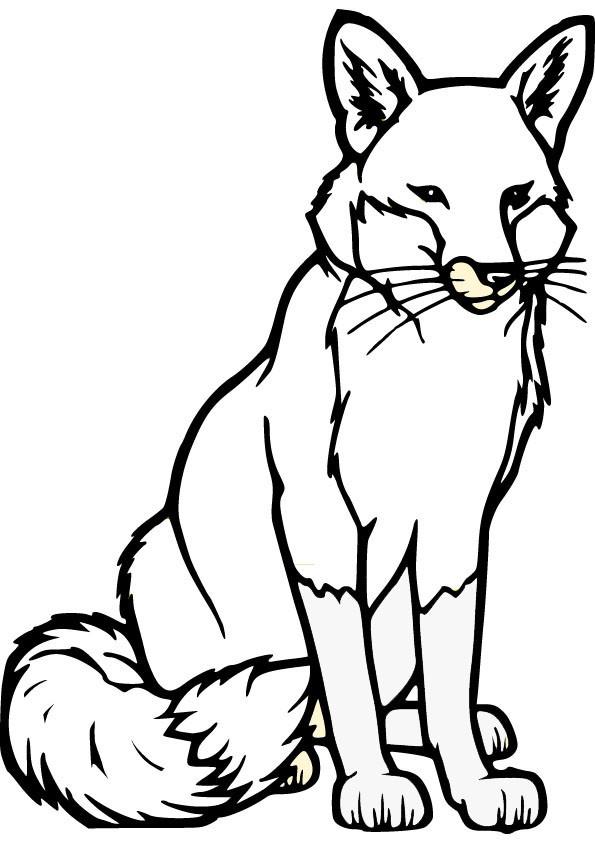 Malvorlagen Fuchs  Malvorlagen fur kinder Ausmalbilder Fuchs kostenlos