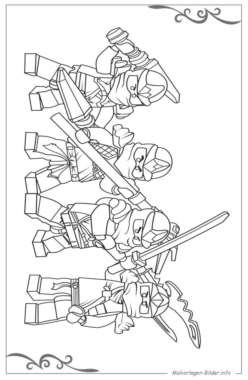 Malvorlagen Für Jungs  LEGO malvorlagen für jungs zum ausdrucken
