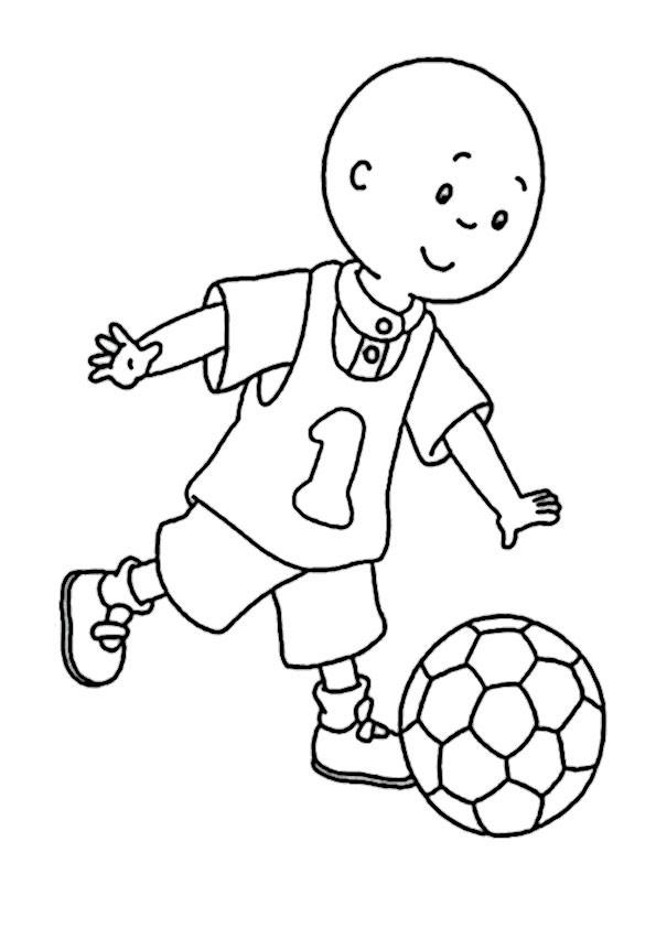 Malvorlagen Fußball  ausmalbilder fussball zum ausdrucken