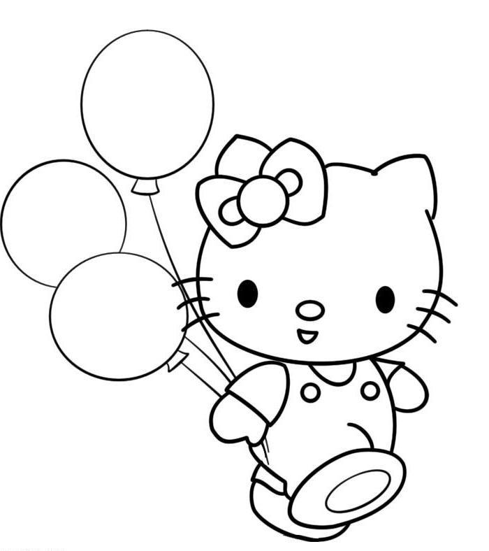 20 Besten Malvorlagen Hello Kitty Beste Wohnkultur Bastelideen