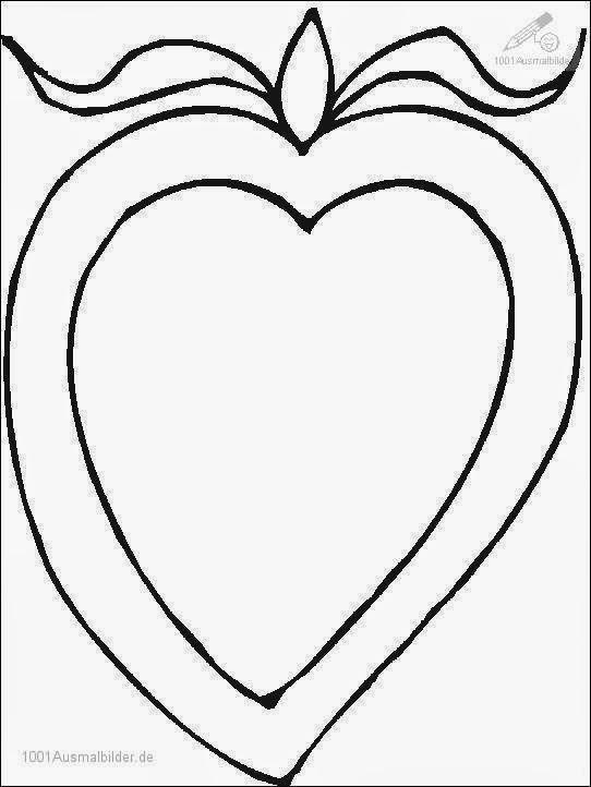 20 Besten Malvorlagen Herz Beste Wohnkultur Bastelideen