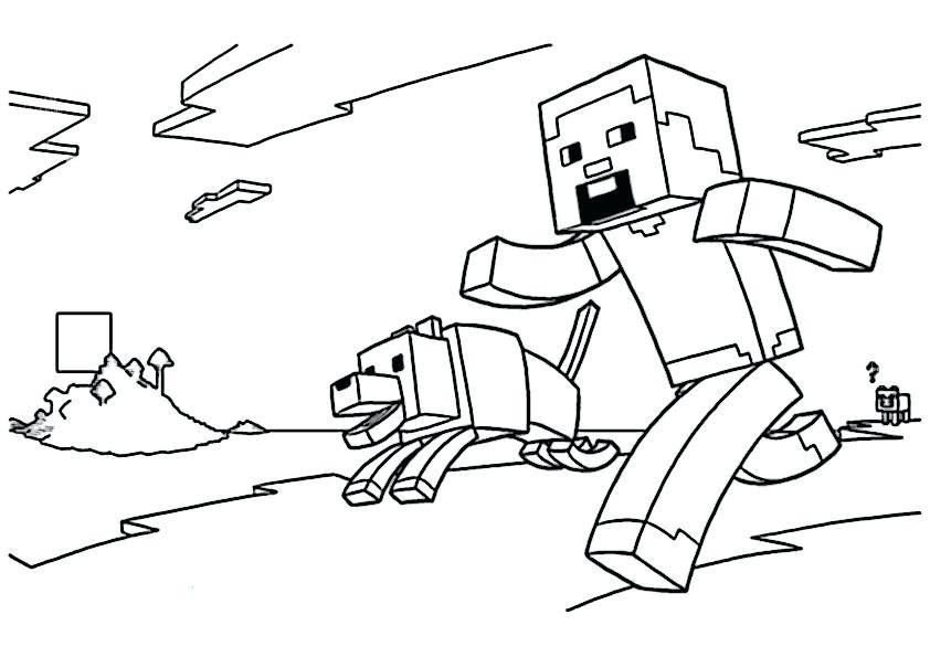 20 Besten Malvorlagen Minecraft Beste Wohnkultur Bastelideen