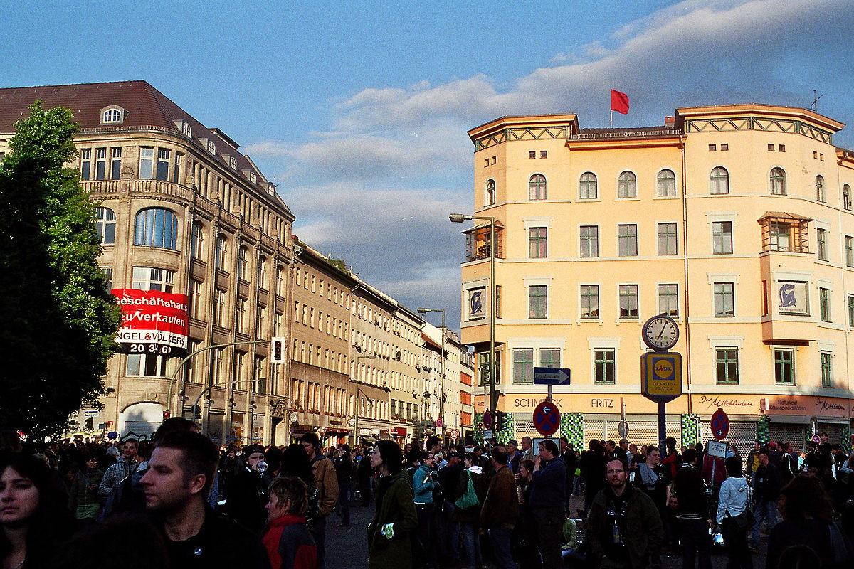 Maniküre Berlin Kreuzberg  Kreuzberg –