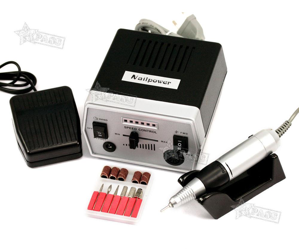 Maniküre Elektrisch  Nagelstudio Elektrisch Nagelfeile RPM Maniküre