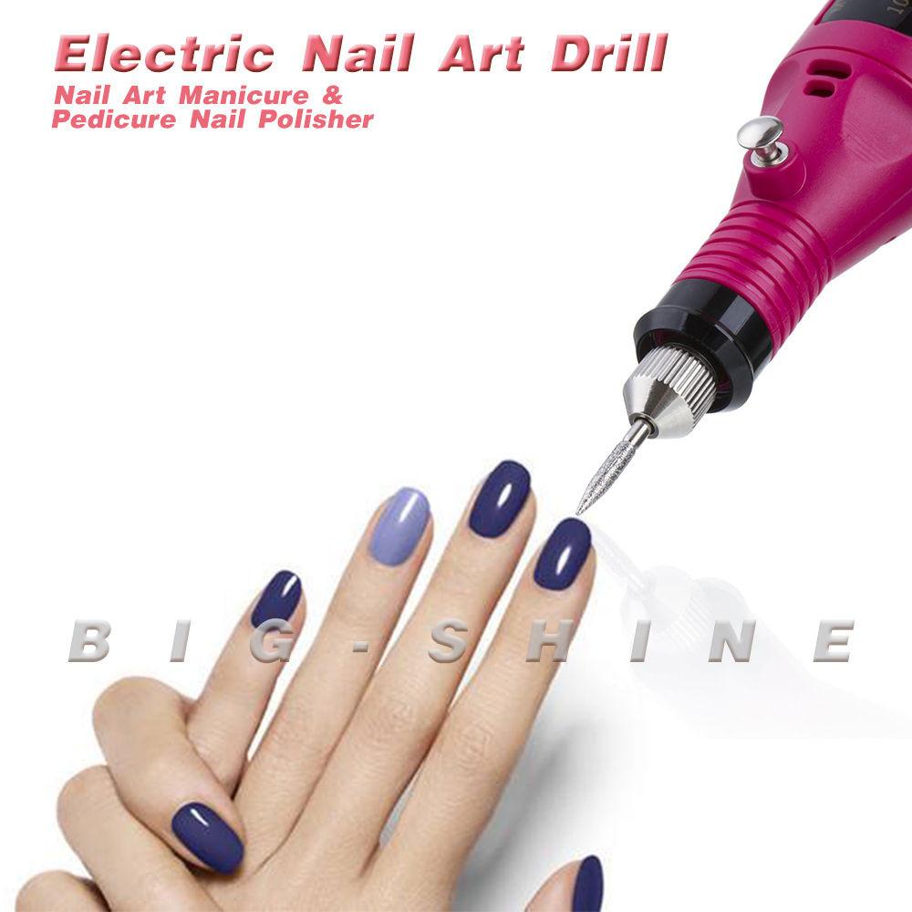 Maniküre Elektrisch  Elektrisch Nagelfräser Nagelschleifer Maniküre Pediküre
