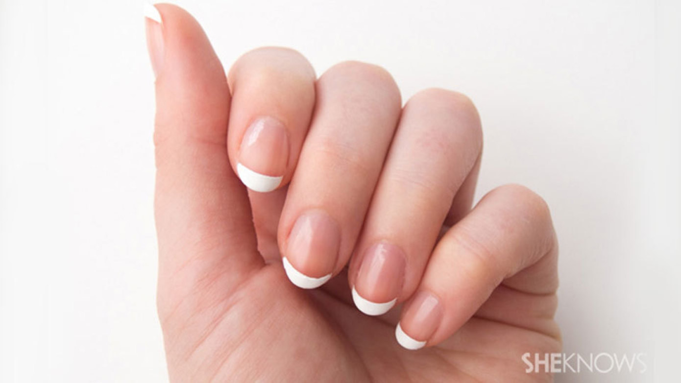 Maniküre French  7 Creative French manicure ideas you have to try