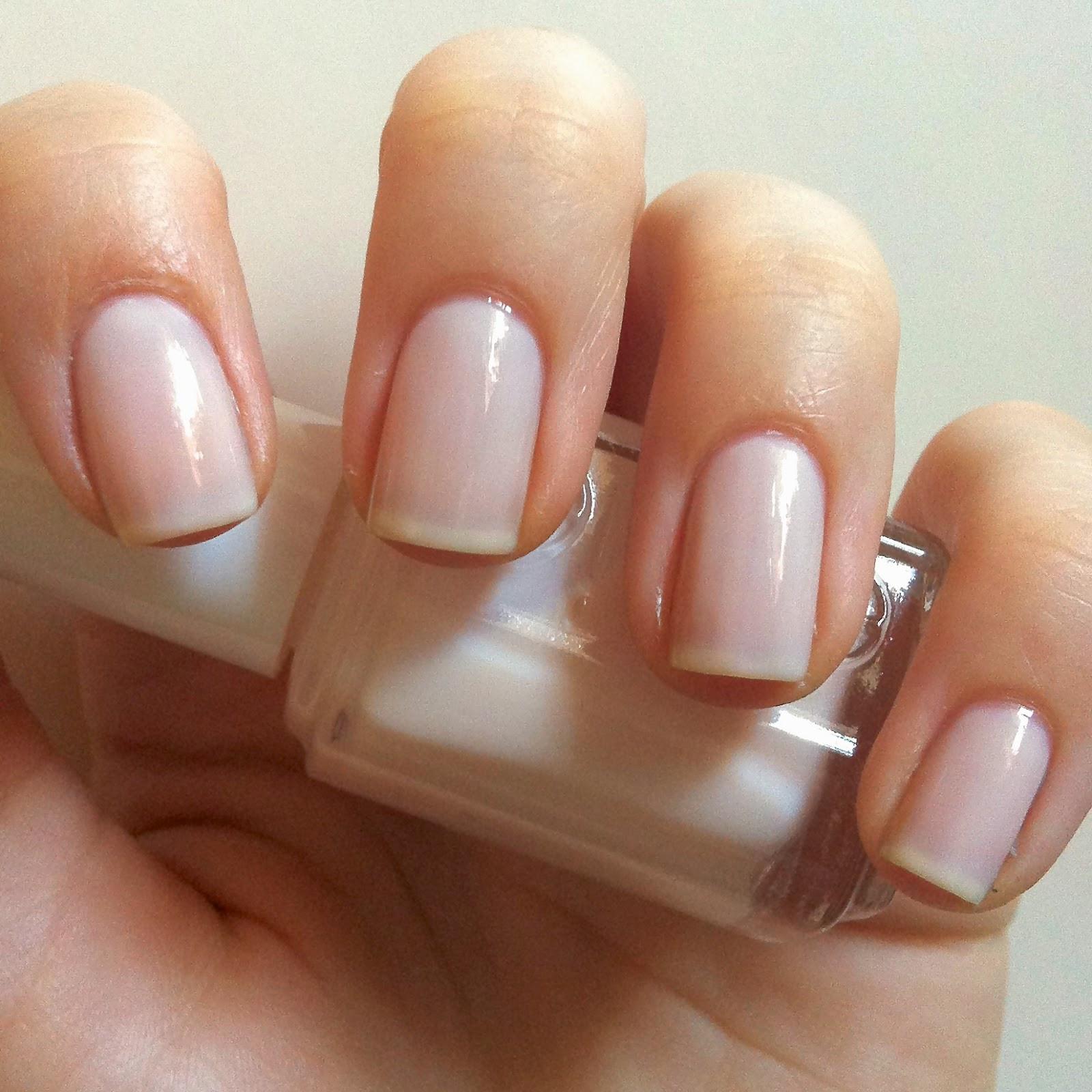 Maniküre French  Nails Always Polished April 2014