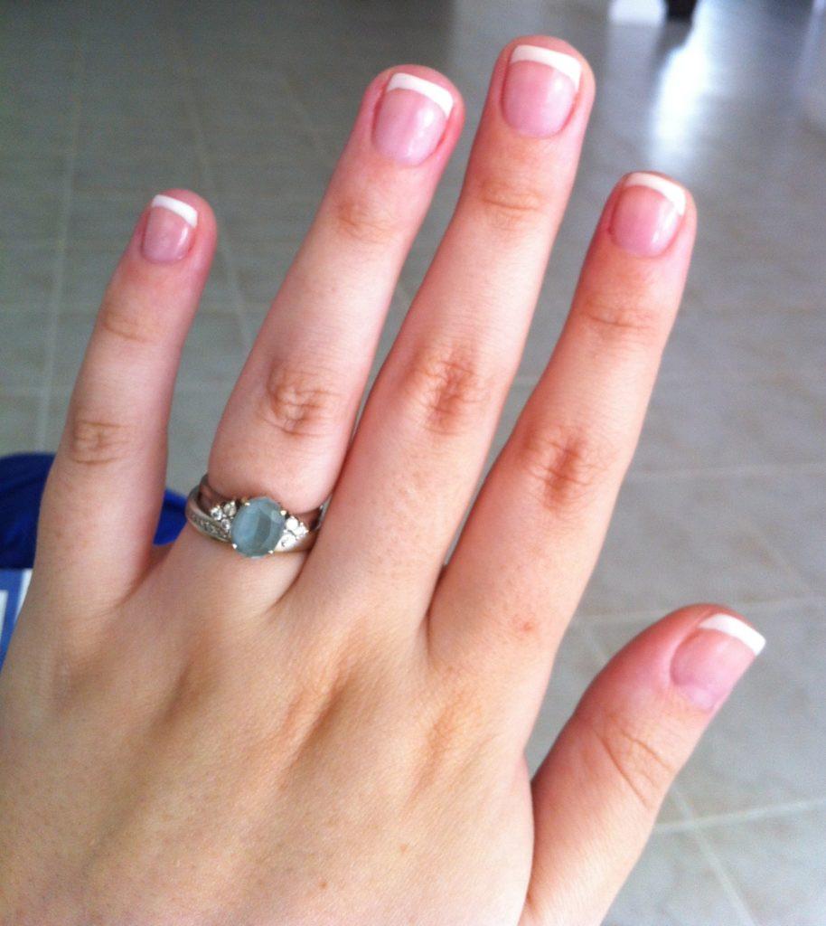 Maniküre Gel  Gel Nails Manicure