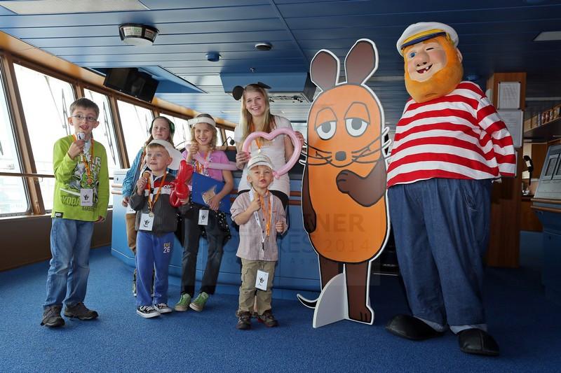 Maniküre Kiel  Die Maus ist los beim Türöffner Tag vom WDR und der Color