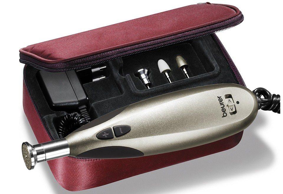 Maniküre Pediküre Set Akkubetrieb  Beurer Maniküre Pediküre Set MP 60 kaufen