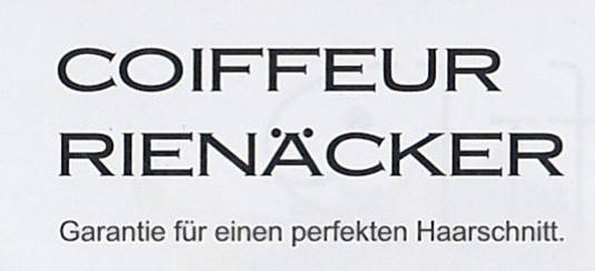 Maniküre Rosenheim  Coiffeur Rienäcker GmbH Kreishandwerkerschaft Rosenheim