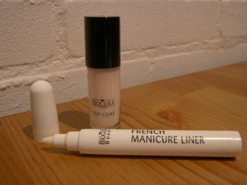 Maniküre Set Aldi  Biocura French Manicure set van Aldi review
