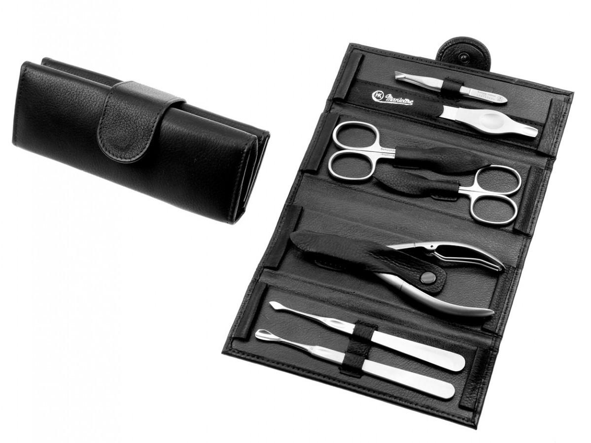 Maniküre Set Dm  Hans Kniebes Solingen Professional Inox Manicure Set 7 Pcs