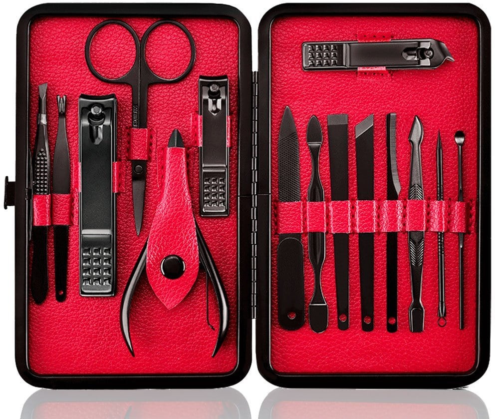 Maniküre Set Dm  8 Best Manicure Sets For Men 2019 – Mens Travel Nail