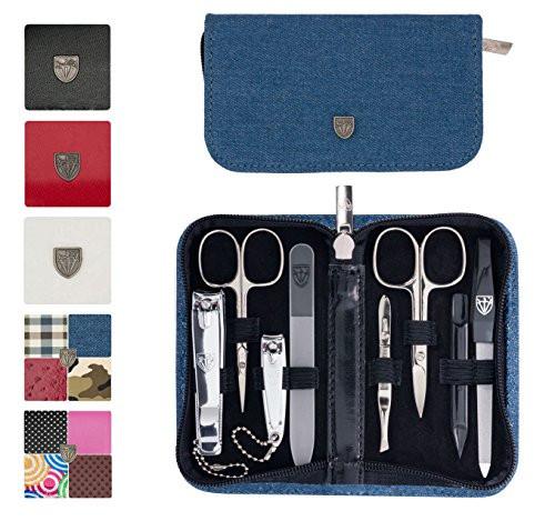 Maniküre Set Für Männer  Luxus Geschenkideen Luxus Maniküre Sets für Frauen und Männer