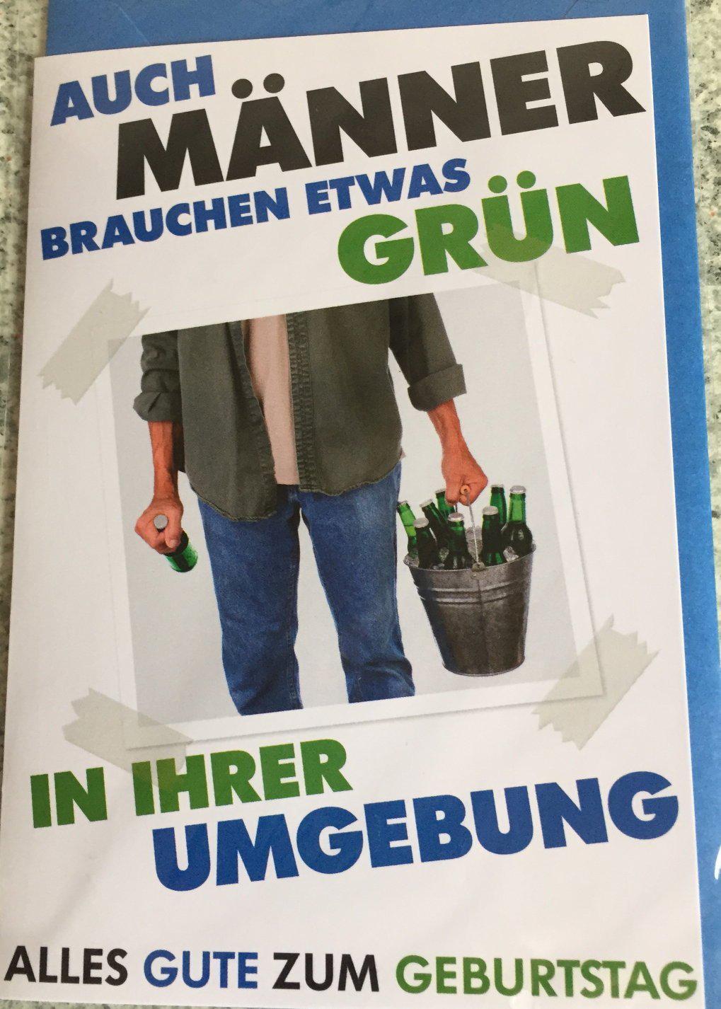 Mann Geburtstagsbilder  Alles Gute Zum Geburtstag Mannheimer Dialekt