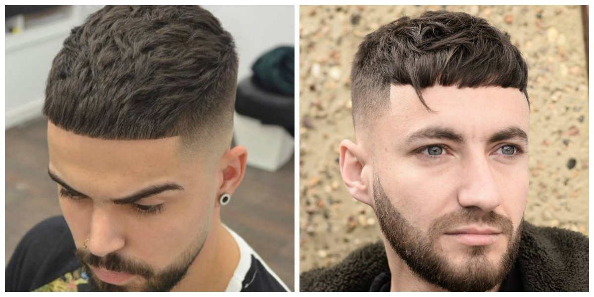 Männer Frisuren 2019 Kurz  Kurze Frisuren für Männer 2019 Top 7 stylische Trends für