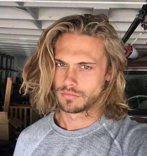 Männer Frisuren Lange Haare  Lange haare bei mannern aktualisiert September Unsere