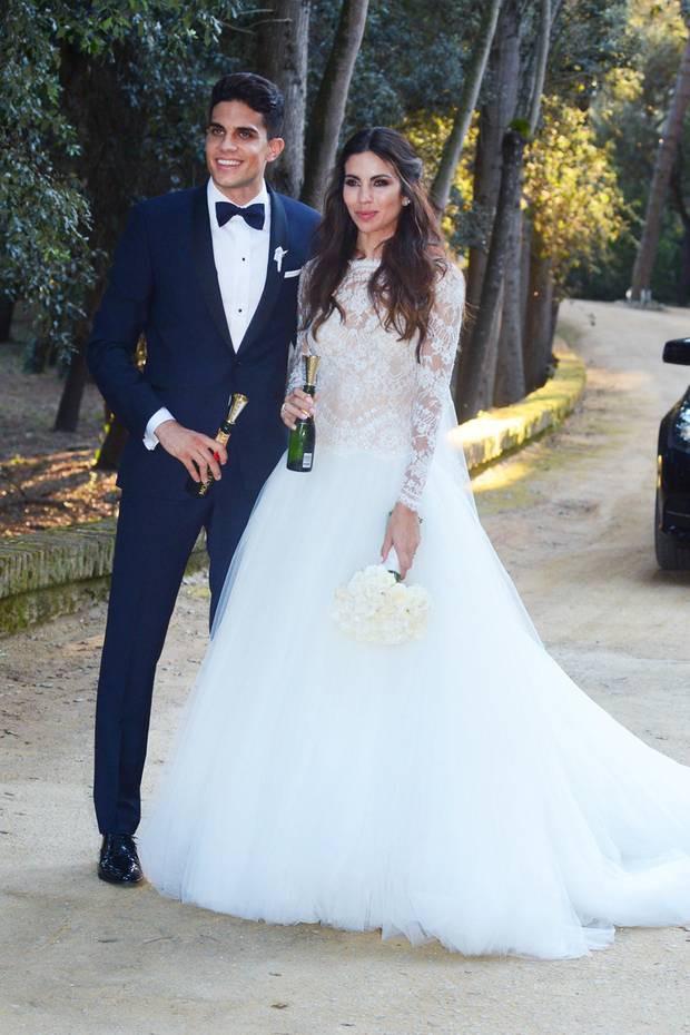 Marc Bartra Hochzeit  Star Hochzeiten Ein Wochenende 8 Traumhochzeiten S 2