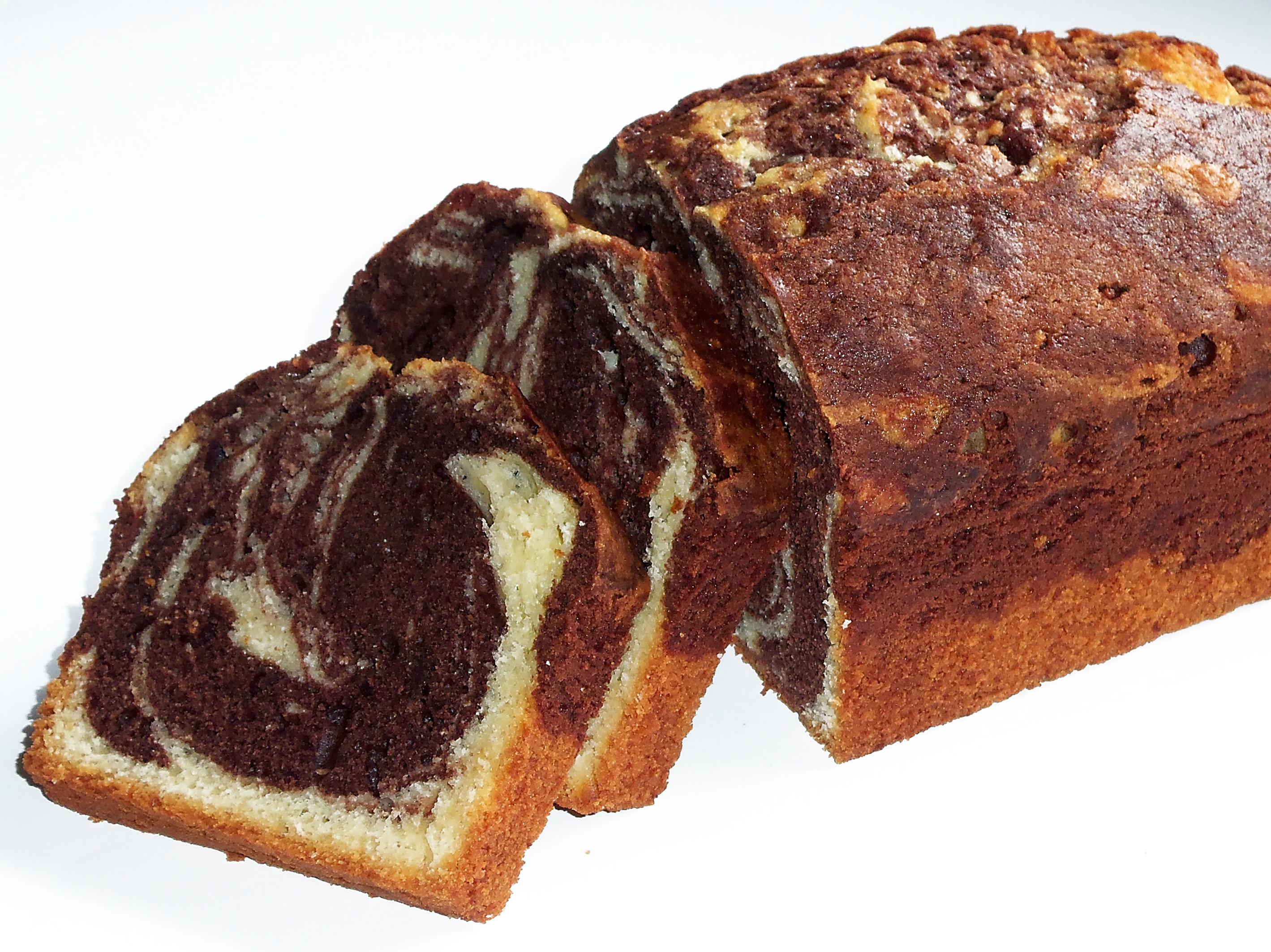 Marmor Kuchen  Saftiger Marmorkuchen