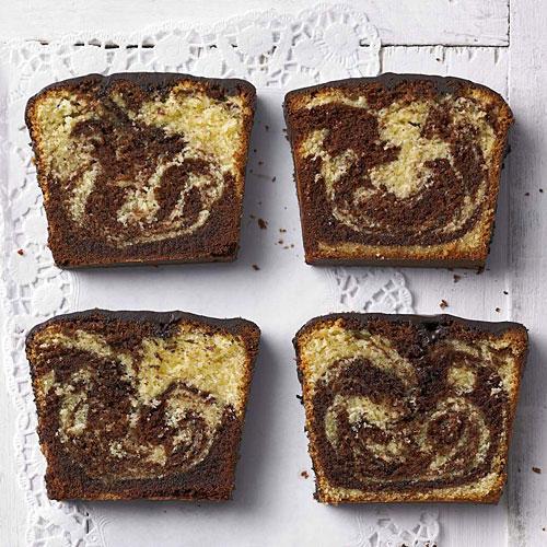 Marmor Kuchen  Marmorkuchen das beste Rezept