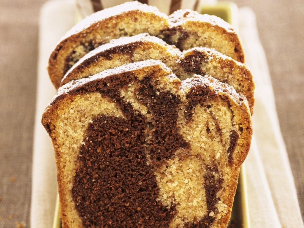 Marmor Kuchen  Paleo Marmorkuchen › veggie paleo