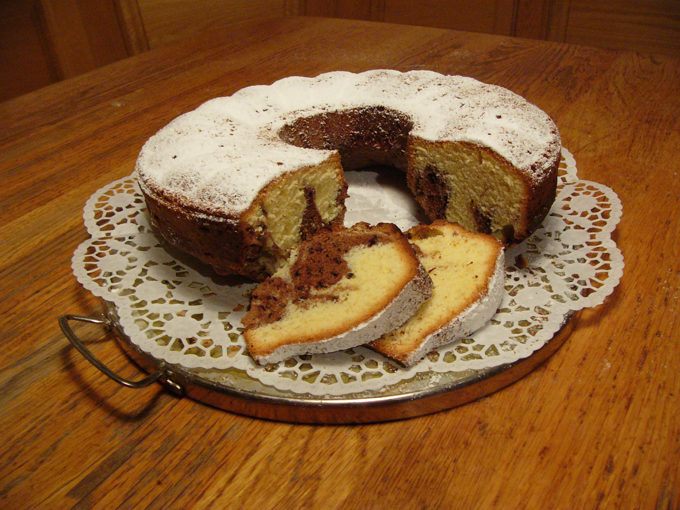 Marmor Kuchen  File Marmorkuchen Wikimedia mons