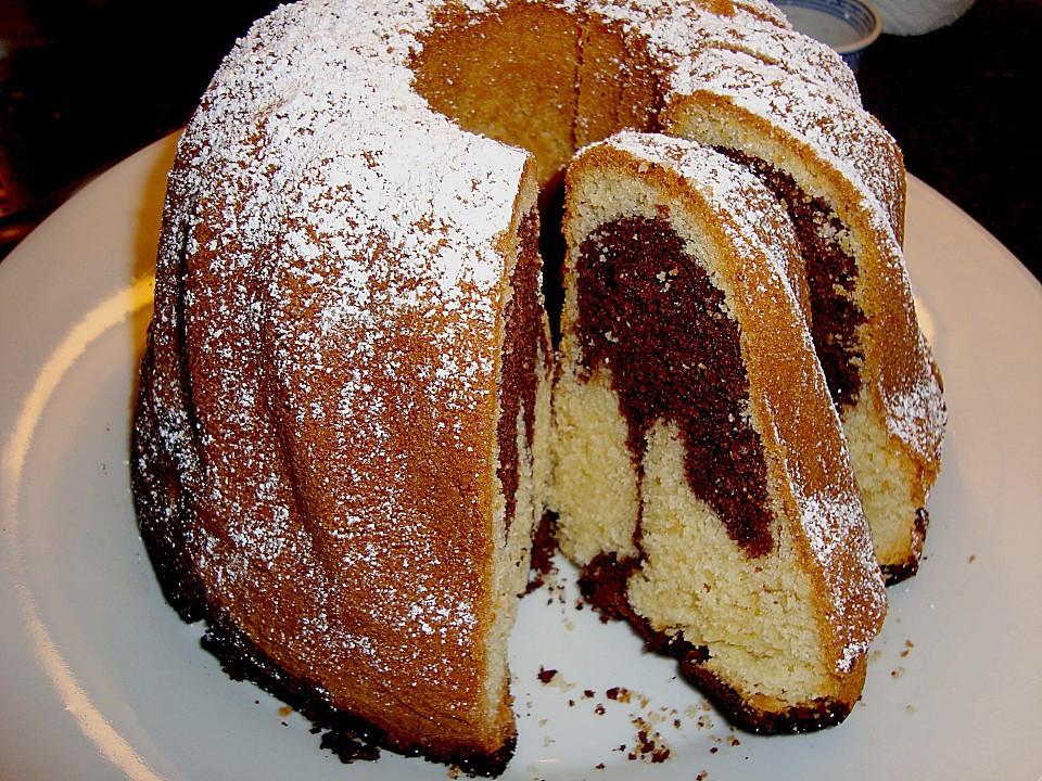 Marmor Kuchen  Marmorkuchen von Meike