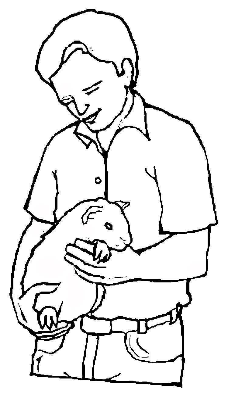 20 ideen für meerschweinchen ausmalbilder  beste