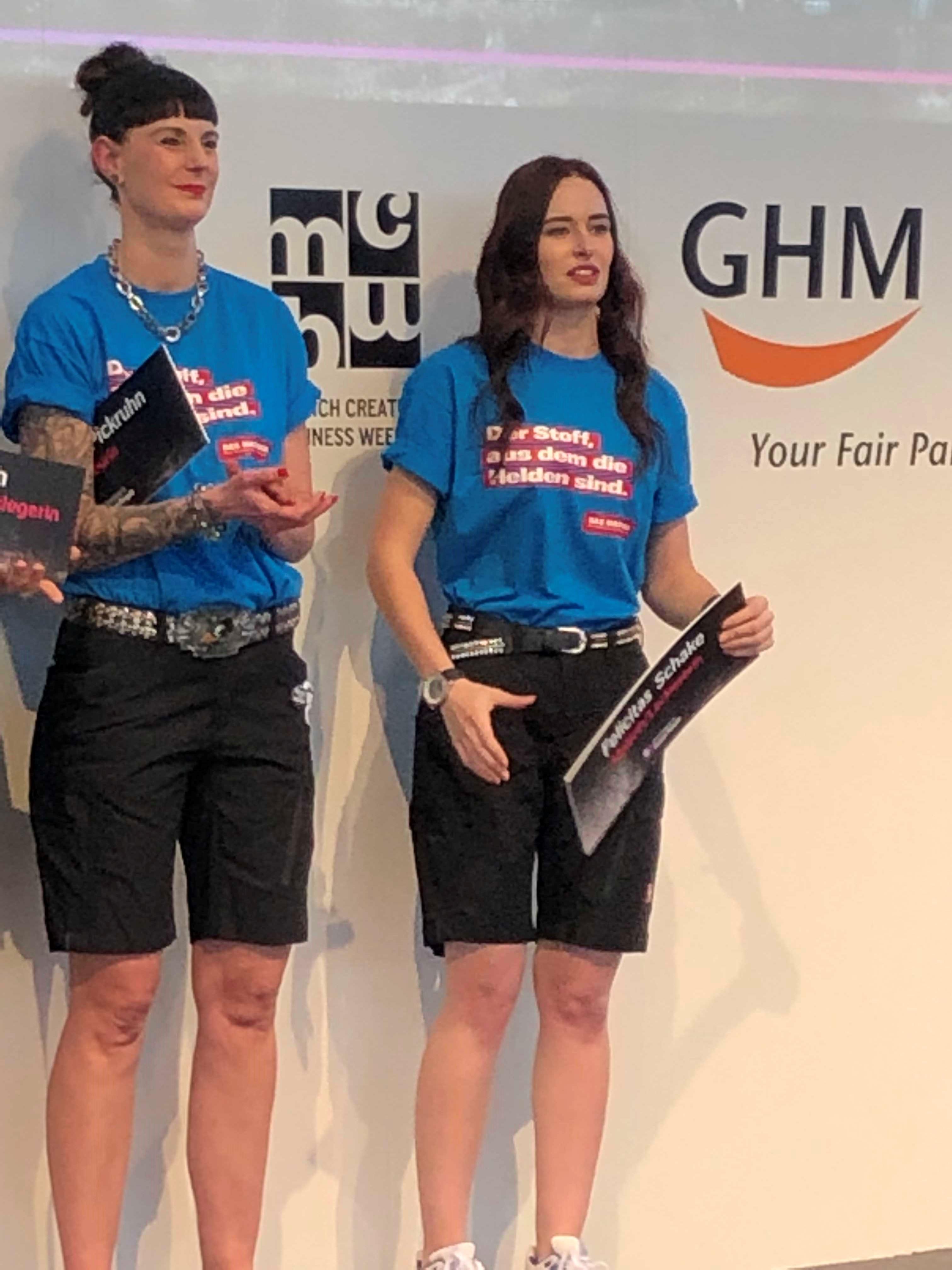 Miss Handwerk 2019  Miss und Mister Handwerk 2019 Bundesverband Farbe