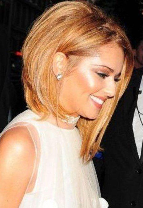 Mode Frisuren 2019  Neue Mode Frisuren Blonde asymmetrische Frisuren 2017