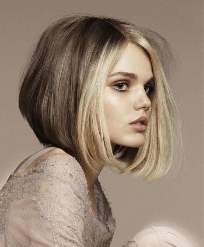 Moderne Damen Frisuren  Moderne Frisuren für stilbewusste Damen 2017