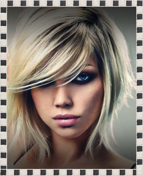 Moderne Damen Frisuren  Moderne frisuren damen 2014
