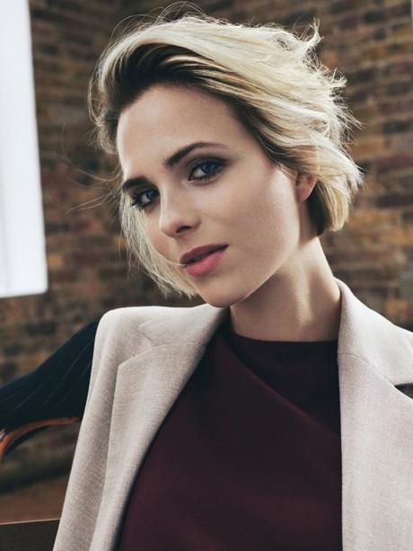 Moderne Damen Frisuren  Moderne frisuren damen 2016