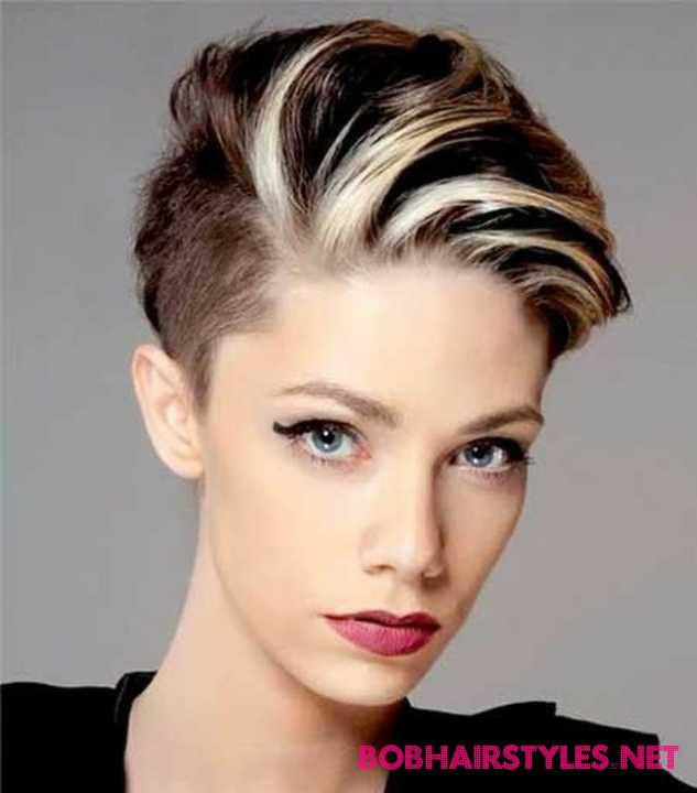 Moderne Damen Frisuren  frisuren fur frauen ab 50 bob