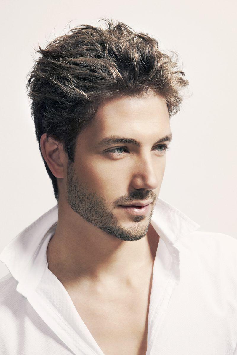 Moderne Frisuren Männer  20 Tendenzen für moderne Herrenfrisuren