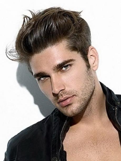 Moderne Frisuren Männer  Maenner frisuren