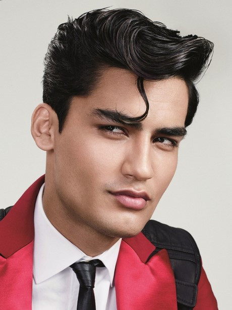 Moderne Frisuren Männer  Haar frisuren herren