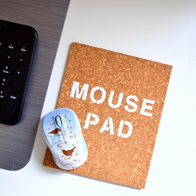 Mousepad Diy  6 Mouse Pads You Can Craft Yourself Using Simple Materials