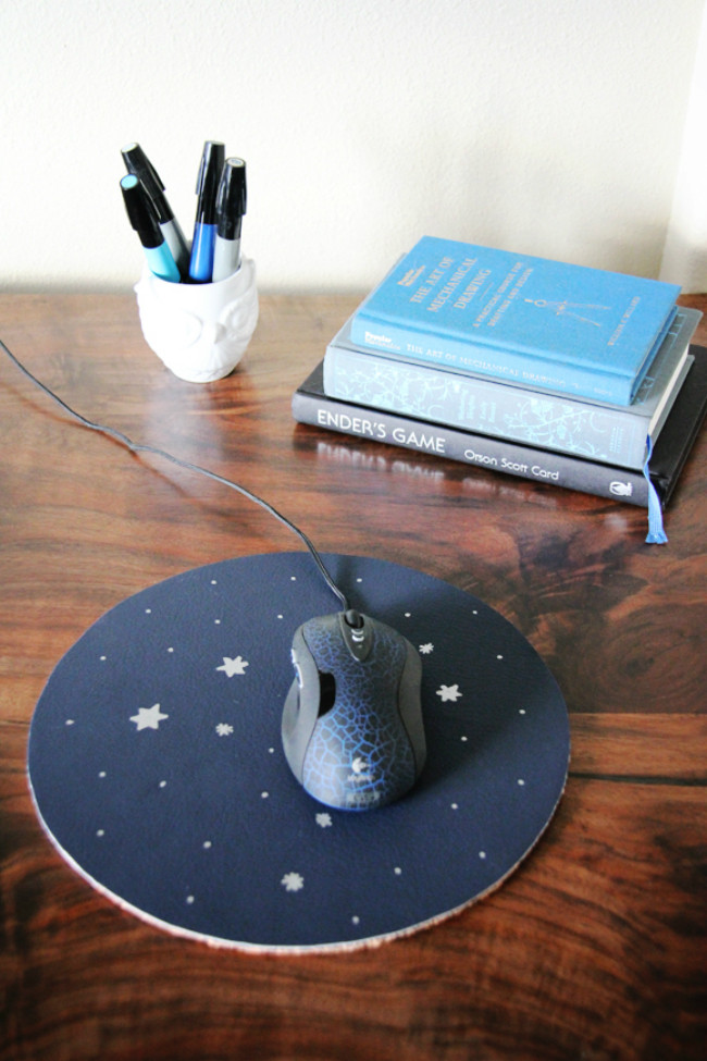 Mousepad Diy  8 Ways to Craft Your Own Mousepad from Different Materials