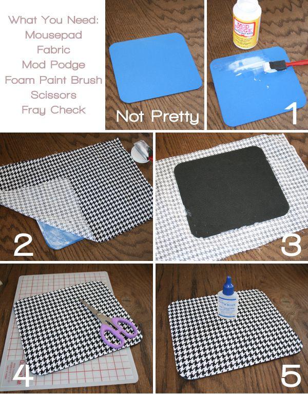 Mousepad Diy  Best 25 Mousepad ideas on Pinterest
