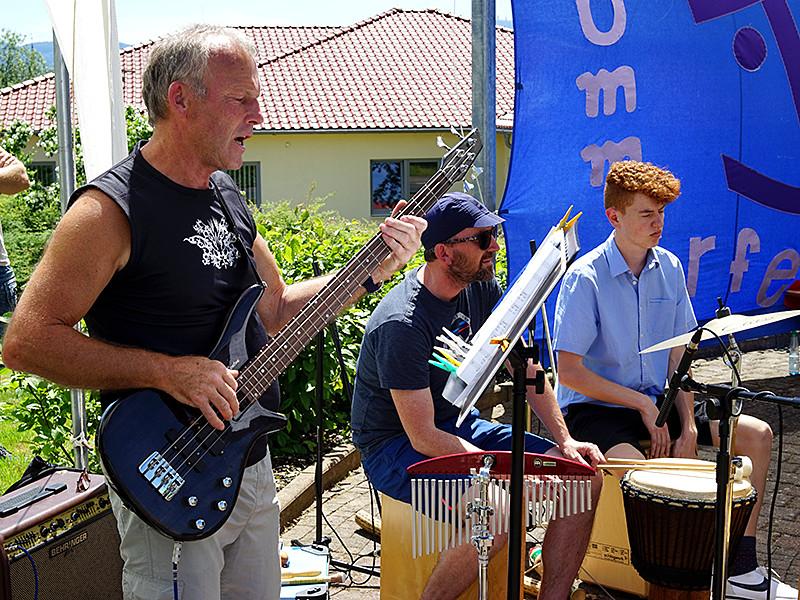 Musiker Für Geburtstagsfeier Gesucht  Musiker für inklusive Band in Gotha gesucht