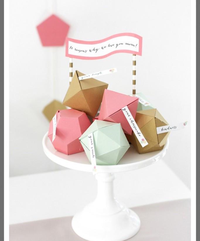 Muttertag Geschenkideen Selber Machen  DIY 10 Geschenkideen für Muttertag zum selber machen