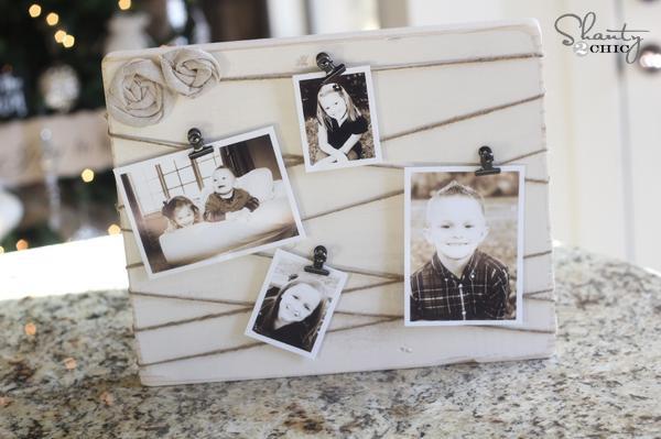 Muttertag Geschenkideen Selber Machen  Geschenke zum Muttertag selber basteln kreative Ideen