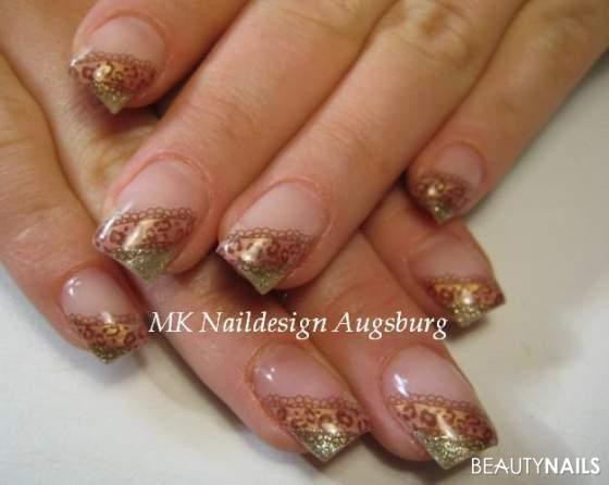 Nageldesign 2 Farbig  Leo Nageldesign