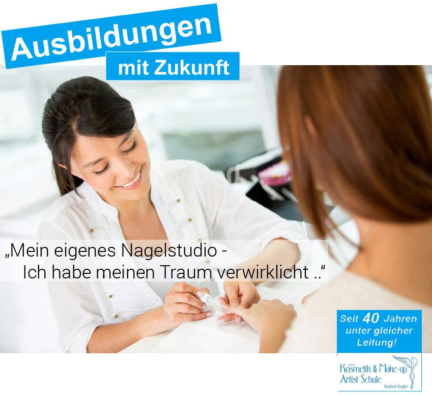 Nageldesign Ausbildung Frankfurt  Nageldesign